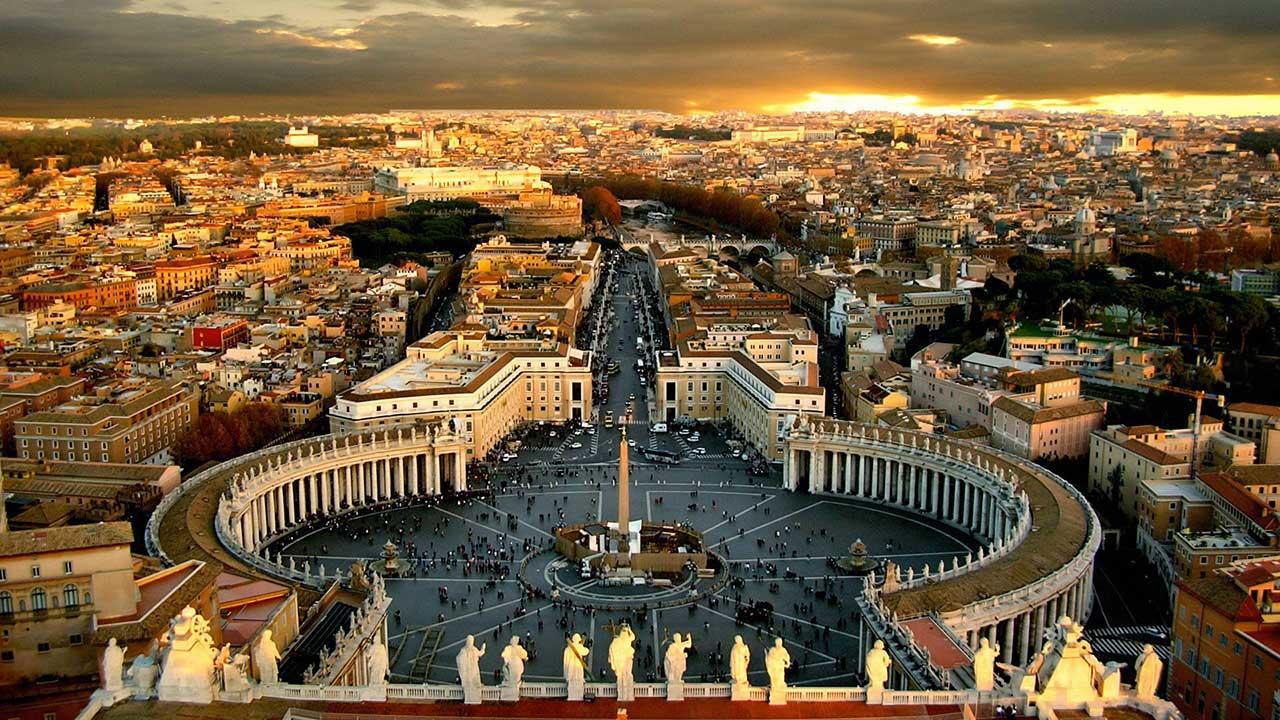 Foundation of Faith<br>##Rome Sweet Home